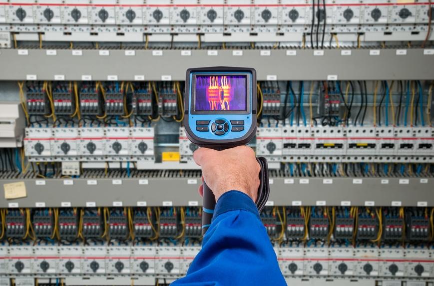 Análise termográfica - EnergiBell